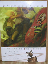 r/evolution: The Art of Jon Foster-Underwood Books 1st Edition/DJ-2006