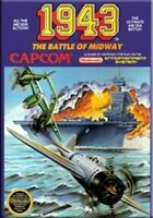 1943 The Battle Of Midway - Nintendo NES Game Authentic