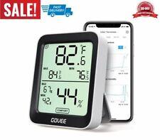 termómetro higrómetro inteligente Bluetooth temperatura de humedad alerta de App