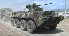 Trumpeter 01595-1 :3 5 Rusos BTR-80A APC - Nuevo