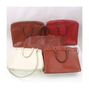 Louis Vuitton Epi Hand Bag Brief Case 5 pieces set 526078