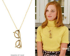 Kate Spade Hang In There Glasses Necklace NWT Emma Pillsbury on Glee! RARE