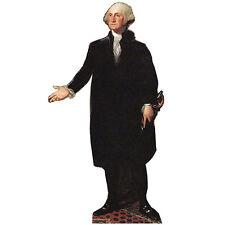 GEORGE WASHINGTON President Lifesize CARDBOARD CUTOUT Standup Standee Poster F/S