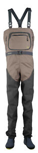 Hodgman H5 Stocking Foot Breathable Fly Fishing Chest Waders - All Sizes