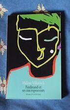 Ferdinand et ses micropouvoirs  Hélèna Villovitch- 9/12 ans-Ecole des Loisirs-9