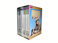 ALL CREATURES GREAT AND SMALL THE COMPLETE SERIES, 28 DISC SET, DVD,FREE SIPPING