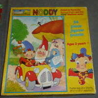 Chad Valley Noddy Jigsaw Puzzle.