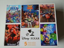 Disney Pixar Puzzle Lot 5 in 1 Multi Pack Ceaco Made in the USA 2015