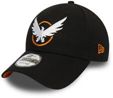 The Division 2 New Era 940 Black Cap