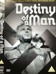 Destiny Of A Man DVD 1959 - World War 2 Drama - Black & White - Region 2