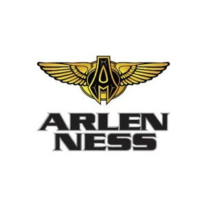 Arlen Ness Rear 6 Piston Tech Brake Caliper Chrome 02-322