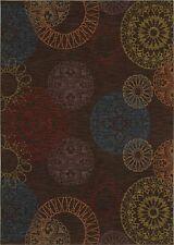 New Karastan Rug Iconoclast 575-17004 Pavilion Twilight 8.8x10 LOWEST PRICE