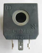 CeMe 688 válvula de solenoide de carrete para perchas estación Rowenta DG 8020