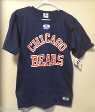 NEW Vintage Deadstock Chicago Bears Starter Shirt Mens Medium 1990s NWT