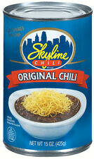 Skyline Original Chili Recipe, 15-Ounce Cans (Pack of 12)