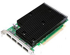 HP NVIDIA Quadro NVS 450 (FH516AV) 512MB GDDR3 SDRAM PCI Express x16 Graphics...