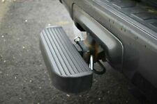 Universal 2inch Receiver Towing Hitch Step Nerf Bar Rear Bumper Protection Guard