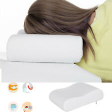 Memory Foam Cool Gel Pillow Contour Pillow Cervical Neck Support stretchy Cover