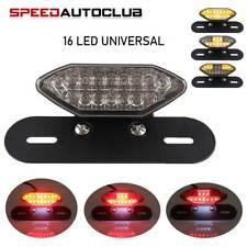 LED Integrated Light Strip Tail Plate Fit Kawasaki VN Vulcan Classic 800
