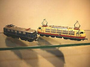 Märklin TEE- Intercity E-Lok +E 41 für Bastler