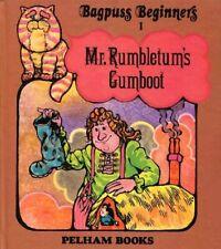 Mr. Rumbletum's Gumboot (Bagpuss beginners) by Postgate, Oliver Hardback Book