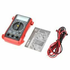 UNI-T UT30A Palm-Size Digital Multimeter AC/DC Ammeter Voltmeter Ohmmeter Test