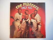 THE PLATTERS : ONLY YOU ▓ CD MAGIC - PORT GRATUIT ▓