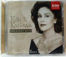 Kiri Te Kanawa: Greatest Hits (EMI Classics, 1998)