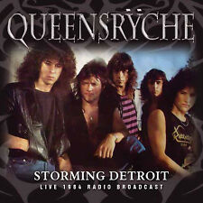 QUEENSRYCHE New Sealed 2017 UNRELEASED 1984 WARNING TOUR LIVE CONCERT CD