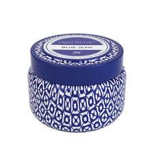 Capri Blue Jean Printed Travel Candle 8.50oz