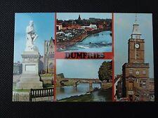 Dumfries Postcard Multi Scene PLX36011