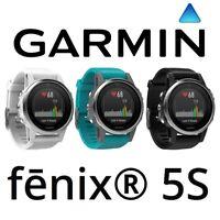 Garmin Fenix 5S GPS Deporte De la Muñeca Reloj HR 42 MM Multisport Al Aire Libre