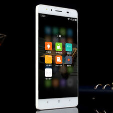 "5"" Quad Core Unlocked Dual SIM Smartphone 2G WiFi Android Mobile Phone UK Plug"