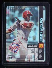 MLB Showdown 2002 - Jimmy Rollins - 260/356