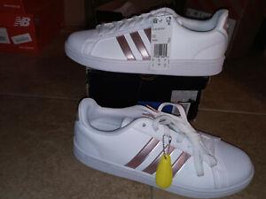 NEW $64 Womens Adidas Cloudfoam Advantage Shoes, size 11