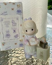 """Precious Moments """"A Special Toast To Precious Moments"""" C0017/1996 Retired"""