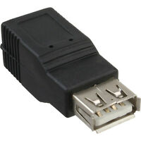 USB 2.0 Coupling Type A female to Type B female