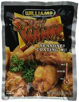 WILLIAMS WILLIAMS, SSNNG SPICY WINGS, 5 OZ, (Pack of 6)
