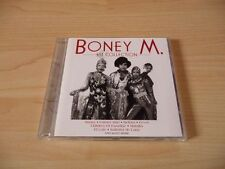 CD Boney M. - Hit collection - 16 chansons