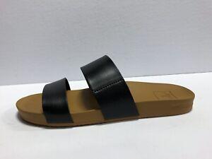 Reef Cushion Bounce Vista Womens Slide Sandal Size 8 M