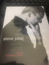 STEVE JOBS WITH CASE DVD 2015 WIDESCREEN