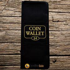 24 Pocket-HE Harris Coin Wallets