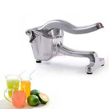 Manual Whole Fruit Juicer Press Juicing Extractor Juice Squeezer Orange Juice