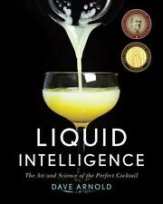 LIQUID INTELLIGENCE - ARNOLD, DAVE/ HUGGETT, TRAVIS (PHT) - NEW HARDCOVER BOOK