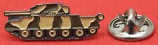 Challenger Battle Tank Lapel Hat Cap Tie Pin Badge Military Army Brooch