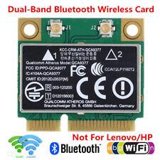 Dual-Band 2.4/5G 433Mbps Bluetooth 4.2 Wireless Wifi Network Card Mini PCI-E