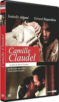 "DVD ""CAMILLE CLAUDEL""  ISABELLE ADJANI - GERARD DEPARDIEU- NEUF SOUS BLISTER"
