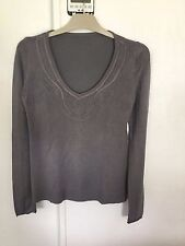 Pull gris manches longues -  KOOKAI - Taille 0