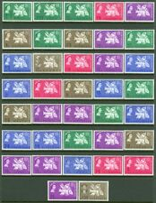 EDW1949SELL : BR COMMONWEALTH OMNIBUS 1963 Freedom from Hunger 37 values VF MNH.