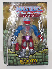 MOTU Classics Roboto Figure  NEW Ship Worldwide  SHIP US